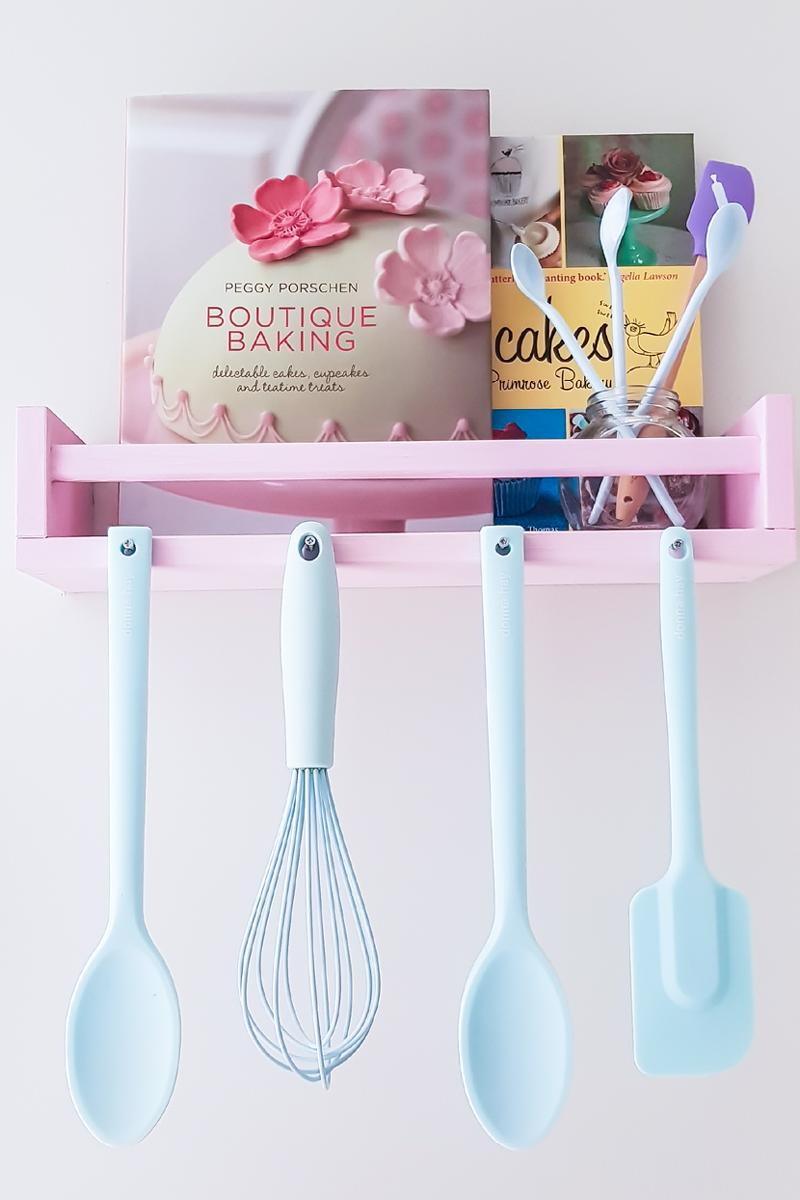 Pantry Baking Corner