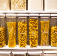 Storing Dry-Goods in your Pantry